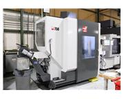 HAAS UMC-750, 2014, 300 PSI COOLANT THRU, 40 ATC, PROBING