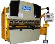 NEW 44 TON x 6' US INDUSTRIAL MODEL USHB44-6 CNC HYDRAULIC PRESS BRAKE