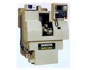 NEW SHIGIYA GPC-20 COMPACT CNC CYLINDRICAL GRINDER