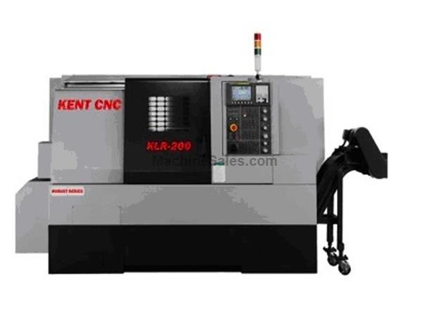 KENT USA KLR-200 CNC TURNING CENTER - NEW