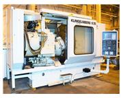 Klingelnberg Oerlikon S35 10 Axis Spiral Beval and Hypoid Gear Cutting Machine