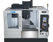NEW SHARP SV-4023S-F BOX WAY CNC VERTICAL MACHINING CENTER