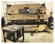 95 TON X 12' ALLSTEEL MODEL 95-12 HYDRO-MECHANICAL PRESS BRAKE