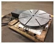"25"" TROYKE MODEL DL-25A ROTARY TABLE"