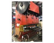 750 TON CHICAGO DREIS & KRUMP MODEL 808-D MECHANICAL PRESS BRAKE