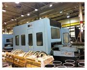TOYODA MODEL FHN100T 3-AXIS HORIZONTAL MACHINING CENTER
