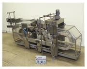 BFT Model HSWC-15 Inverted Bottle Rinser