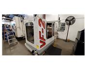 HAAS VF-2 4th Axis CNC Vertical Machining Center