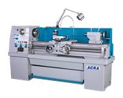 "21"" X 60"" ACRA MODEL 2160C PRECISION GAP BED ENGINE LATHE WITH CLUTCH"