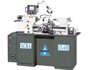 ACRA MODEL 618E PRECISION HIGH SPEED/HIGH ACCURACY TOOLROOM LATHE WITH DIGITAL THREADING C