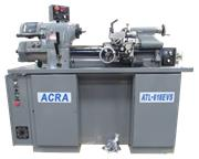 ACRA MODEL 618EVS PRECISION HIGH SPEED/HIGH ACCURACY TOOLROOM LATHE WITH INVERTER (5 HP)