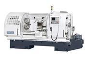 NEW - KENT USA MODEL CMD-2660/80/120CNC-B4 CNC HEAVY DUTY LATHE