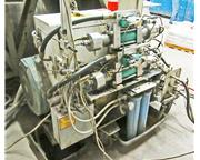 "Flow # IFB , 55000 psi, 6' x 12', (2) 100 HP intensifier pump, 72"" X, 144"" Y, 7&"