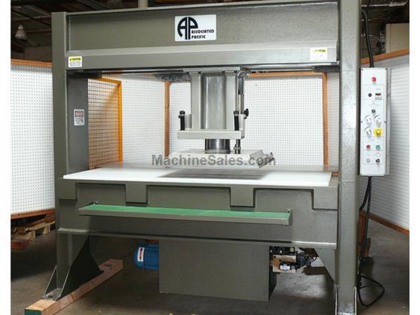 "39 Ton, APMC # USA-TH3079-35U , 5.9"" str,7.1"" DL, head press, polypropylene cutting pad, #SMTH307935U"