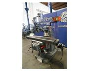 "Bridgeport # SERIES-II , 11"" x58"" table, 2 HP, 32.5"" X, 15"" Y, 12"""