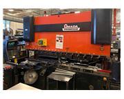 138 Ton x 10' Amada HFB 1253 Hydraulic Press Brake