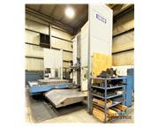 "Union KCU150 6"" CNC Table Type Horizontal Boring Mill"