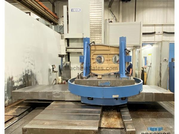 "Union TC130 5"" CNC Table Type Boring Mill"