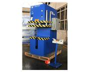 "150 Ton 15"" Stroke Pressmaster CFP-150 HYDRAULIC PRESS, New Design"