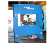 "350 Ton 16"" Stroke Pressmaster HFP-350/MWH H-FRAME HYDRAULIC PRESS, The Biggest H-Fra"
