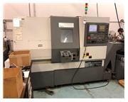 "20"" Swing 21"" Centers Samsung SL-20BMC. New 2013, Live Tool C-Axis CNC LATHE, Fa"