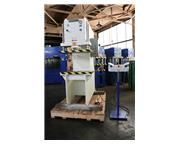 "30 Ton 12"" Stroke Greenerd HCA-30-30R8 HYDRAULIC PRESS, Oversized Bed and Throat"