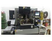 """9.8"""" Y Axis 13.7"""" X Axis Sodick AQ325L, NEW 2004, SUBMERSIBLE, AWT, CHILLER WIRE"""