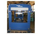 "50 Ton 12"" Stroke Pressmaster HFP-50 MWH H-FRAME HYDRAULIC PRESS, Powered Movable Wor"