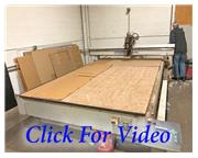 "12"" X Axis 6"" Y Axis MULTI-CAM MG 305 CNC ROUTER, Multi-Cam Cntrl, 5 HP Colombo"