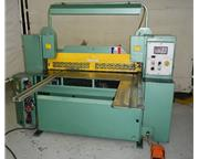 """0"""" Cap. 48"""" Width Betenbender 4-1/4 SHEAR, Front Operated 36"""" Powered Back"""