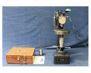 Misawa-Seiki MADE IN JAPAN HARDNESS TESTER, ROCKWELL B  C SCALES, ACCESSORIES, COMPLETE
