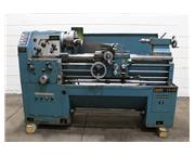 "16"" Swing 40"" Centers Victor 1640 ENGINE LATHE, Inch/Metric, Gap, 3-Jaw, 5 HP,"