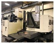 "4.3"" Spindle 78"" X Axis Toshiba BTD-110R16 HORIZONTAL BORING MILL, Tosnuc 888 Cn"