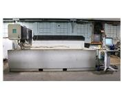 100HP Motor 87000 PSI Flow Systems I-6012 IFB w/100 HP WATER JET CUTTING MACHINE, Dynamic