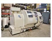 "27"" Swing 40"" Centers Milltronics ML26/40 CNC LATHE, Centurian 7 Control, 3-Jaw"