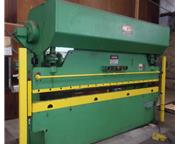 "55 Ton 144"" Bed Dreis  Krump 1012-B PRESS BRAKE, Air Clutch  Select-A-Speed"