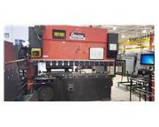 110 Ton x 10' Amada HFB 1003 Hydraulic CNC Press Brake