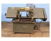 "18"" Width 10"" Height Jet HBS-10 HORIZONTAL BAND SAW, 2 hp, 1"" Blade, Vise"