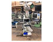 """30"""" X Axis 3HP Spindle Birmingham ACCU II w/Centroid 400S Control CNC VERTICAL MILL,"""