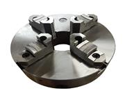 "12"" Four-Jaw Self-Centering Lathe Chuck"