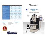 TORNADO USA CNC Bed Type Milling Machine