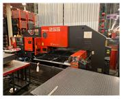 "2004 Amada Pega255, 22 Ton, 50"" x 50"" Travels"