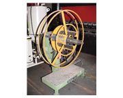 660Lb Cap. Raster 300-01 UNCOILER, Non-Motorized