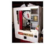 """16.5"""" X Axis Yang SMT 500 VERTICAL MACHINING CENTER, Fanuc 0MD, 8,000 rpm Spindle"""