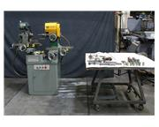 Cincinnati-Milacron MONOSET MODEL MT NEW 1987 TOOL  CUTTER GRINDER, TOOLING PACKAGE, MOTOR