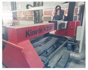 Kinetic K-2500 CNC Plasma Cutter w/ Mill Drill Head