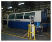 5000 Watt Trumpf CNC Laser Cutting Cell/System