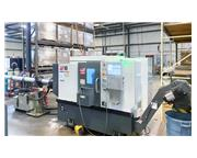 """2018 HAAS ST-10T & LNS BARFEED 6.5"""" CHUCK, 3J COLLET, TAILSTOCK, P"""