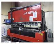 "138 TON X 118"" AMADA FBDIII123NT ""UP-ACTING"" CNC PRESS BRAKE"