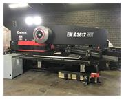 "AMADA EMK-3612 M2,120""X,60""Y,58-STATIONS,4-AUTO-INDEX,AMADA-PC,NE"